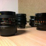 M42 an Sony NEX Kamera