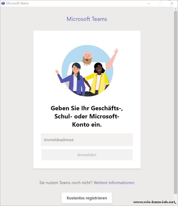 Microsoft Teams Autostart