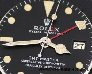 Rolex Long E Zifferblatt
